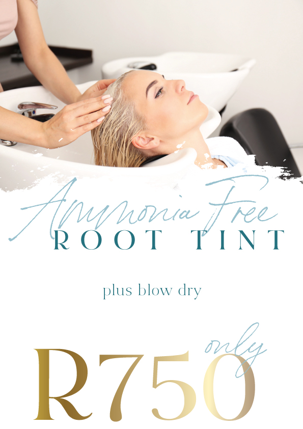 Ammonia Free Root Tint | Spring Market Special